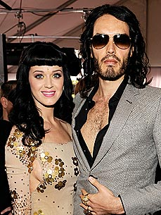 Kitty Pheromones Help Katy Perry and Russell Brand's Cats Get Along