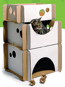 REVIEW: Caboodle's Kitty Condo Proves Finicky Real Estate