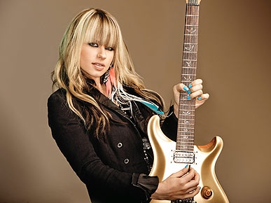 Guitarist Orianthi&#39;s Other Passion: &#39;I&#39;m Such an Animal Lover&#39;
