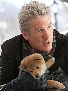 How Dogs Ruled on the Set of 'Hachi: A Dog's Tale'