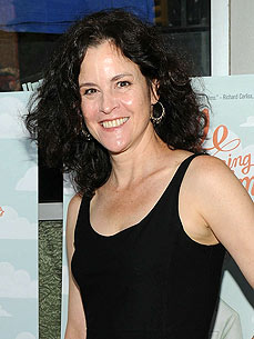 Ally Sheedy Adopts Greyhound with Dog-Racing Past