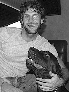 Billy Currington and Carrie Underwood's Tour Mates: Their Dogs!