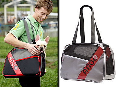 REVIEW: Argo Pet Carriers Are Stylish Bags in Their Own Right