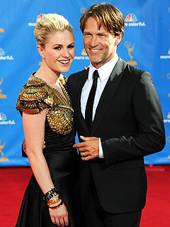 Anna Paquin and Stephen Moyer: First Emmy, Then Honeymoon
