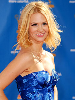 Emmys - Mad Men's January Jones's Whereabouts
