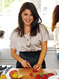 Shiri Appleby's Bring Your Own Recipe Party