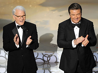 LOL! Alec Baldwin & Steve Martin&#39;s Best Oscar Zingers