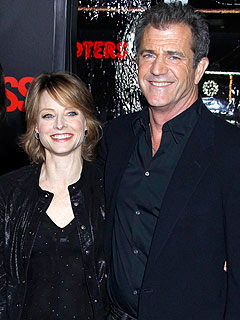 Mel Gibson, Jodie Foster in The Beaver