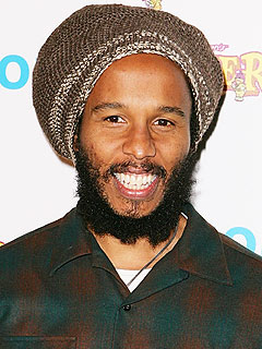 Ziggy Marley Welcomes a Son