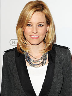 Elizabeth Banks Trying to Get Some Sleep as a New Mom