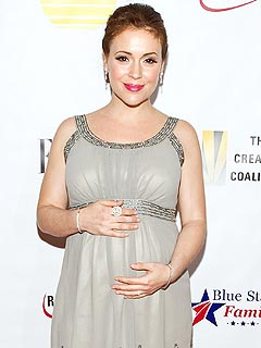 Alyssa Milano Baby Joy: 'My Heart Has Tripled in Size'