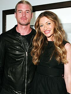 Eric Dane, Rebecca Gayheart Pregnant with Second Child