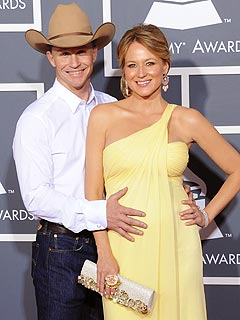 Jewel, Ty Murray Welcome Son Kase