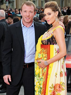 Guy Ritchie Baby Boy Born