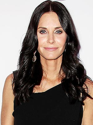 Courteney Cox to Show Boobs on Cougar Town