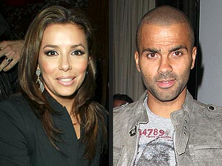 Celeb Sightings: Eva Longoria, Tony Parker, Miley Cyrus, Ashley Tisdale