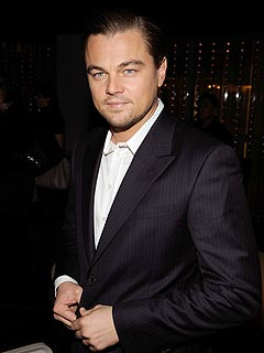 Leonardo DiCaprio Grabs Dinner To-Go in L.A.