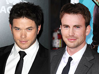 Celeb Sightings: Kellan Lutz, Chris Evans, Tom Cruise, Suri Cruise