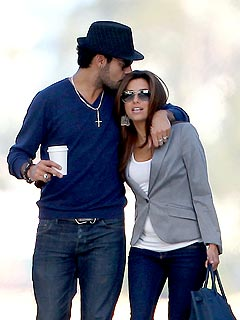 Eva Longoria, Eduardo Cruz Celebrate Her 36th Birthday Together