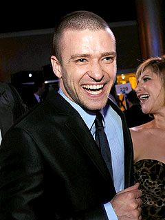 Justin Timberlake's Guys-Only Party Night in L.A.