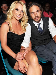 Britney Spears, Jason Trawick Split