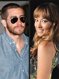 Celeb Sightings: Jake Gyllenhaal, Olivia Wilde, Ashley Olsen, Curtis Stone