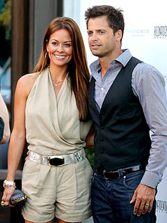 Brooke Burke & David Charvet's Arty Outing