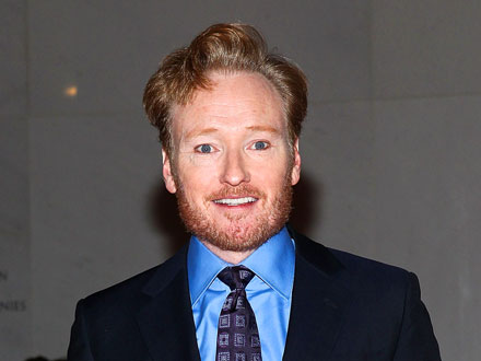 Conan O'Brien Celebrates N.Y.C. Return over Leisurely Dinner