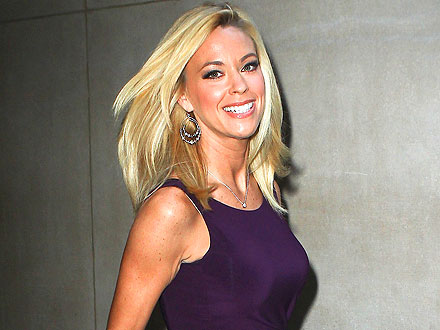 Kate Gosselin Grabs Dinner with Her Bodyguard