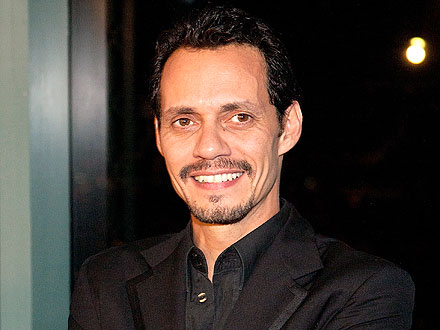 Marc Anthony Is a Las Vegas VIP!