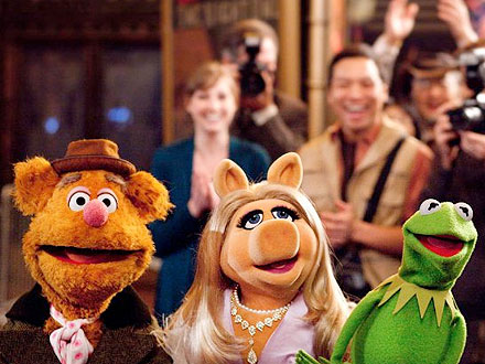 Muppets Oscars 2012 Campaign Launches Online