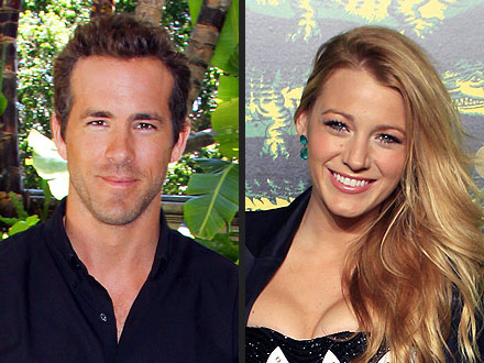 Ryan Reynolds and Blake Lively Have a Romantic Dinner in Boston | Blake Lively, Ryan Reynolds