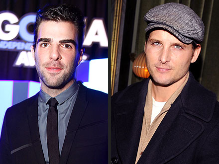 Zachary Quinto & Peter Facinelli Get Chummy at Film Party in N.Y.C.