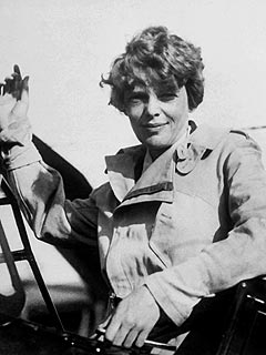 Are Bones Found Those of Amelia Earhart?