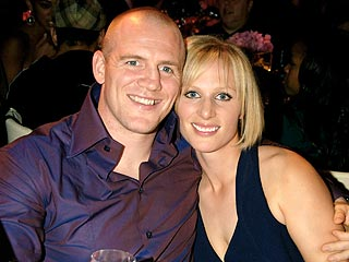 Mike Tindall: Zara Phillips Laughed When I Proposed