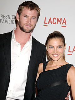 Chris Hemsworth Is Married