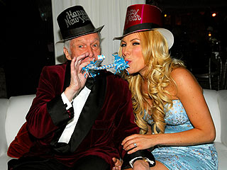 Inside Hugh Hefner and Crystal Harris's Engagement