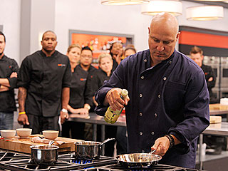 Top Chef Episode 5: Tom Colicchio Cooks Plus Results and Winner