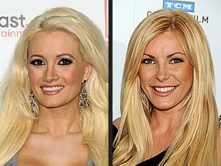 Hugh Hefner's Ex Holly Madison vs. His Fiancee