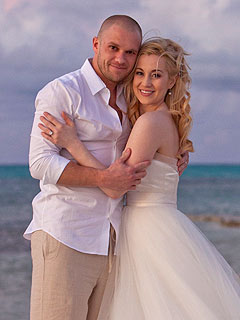 Kellie Pickler Wedding Photo