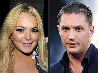 Lindsay Lohan: Tom Hardy Is Just a Friend