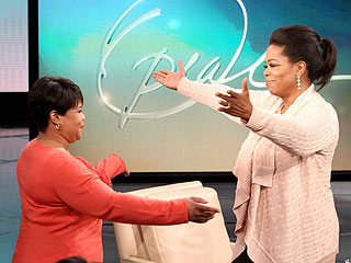 Oprah Sister Patricia Taking It Slow with Talk Show Host