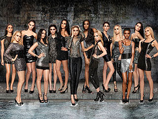 PHOTO: The Cast of America's Next Top Mod