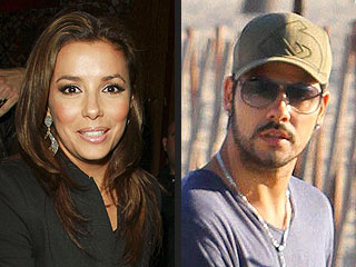 Eva Longoria Dating Eduardo Cruz?