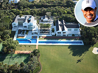 See Tiger Woods&#39;s Extravagant New Estate
