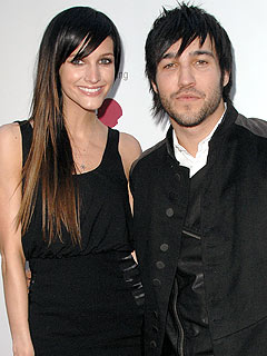 Pete Wentz, Ashlee Simpson Custody Battle?