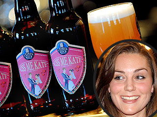 Drink to Kate Middleton – With a New Beer