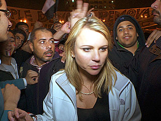 CBS Reporter Lara Logan Was Eager to Return to Egypt