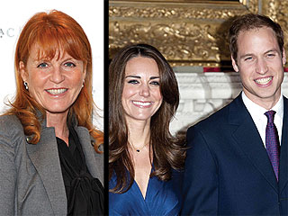 Prince William, Kate Middleton Wedding: Sarah Ferguson Not Attending
