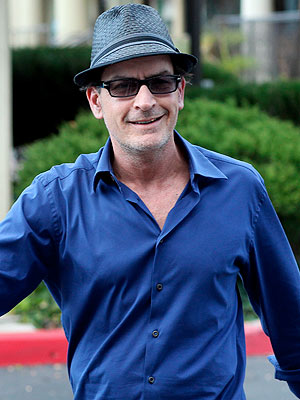 Charlie Sheen: I Lead My Children By Example